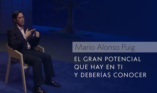 Mario Alonso Puig vídeo